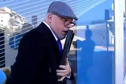 Pepe Villarejo, el comisario 'tocapelotas'