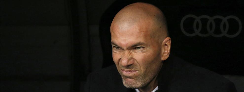 El crack del Madrid que pide a Zidane que deje a un intocable en el banquillo (¡No lo quiere más!)
