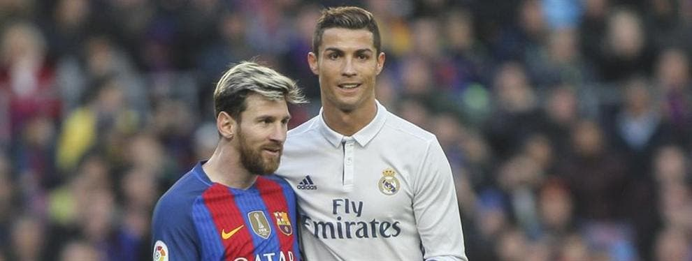 El dardo de Cristiano Ronaldo a Messi pensando en el Clásico del domingo