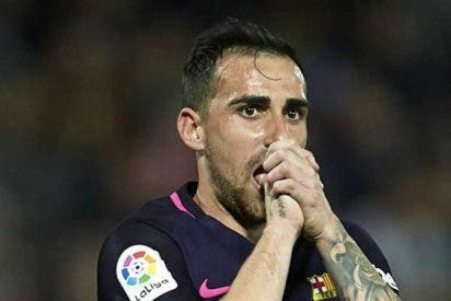 El destino de Paco Alcácer puede estar en un equipo de la liga española