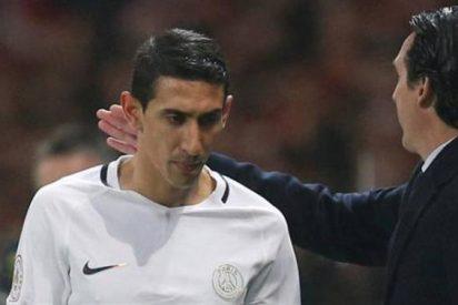 El fichaje de Unai Emery (si sigue en el PSG) que puede fulminar a Ángel di María