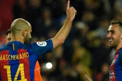 El gol de Mascherano encierra un drama que está a punto de estallar