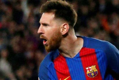 Messi salva los muebles de milagro: Barça 3 - Real Sociedad 2