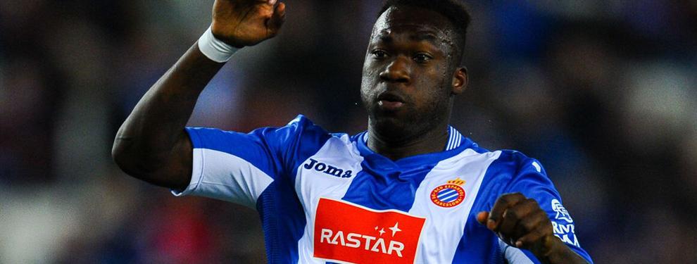 El informe que apunta a una 'cruda' posibilidad: ¿El último derbi de Caicedo con el Espanyol?