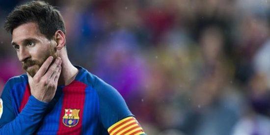 El jugador de la Juventus que se llevó un bofetón por pedirle la camiseta a Messi