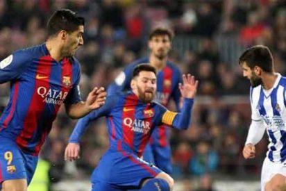 El jugador de la Real Sociedad por el preguntó el Barça en la comida de directivas