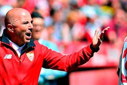El lío bestial con el futuro de Jorge Sampaoli (¡El Sevilla se sube por las paredes!)