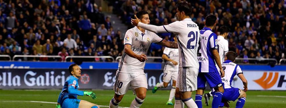 El mensaje 'con bala' del vestuario a Cristiano Ronaldo (y Zidane) tras golear al Deportivo