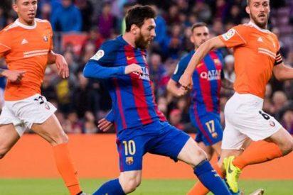El nuevo mensaje de Messi a Cristiano Ronaldo tras la goleada de la jornada