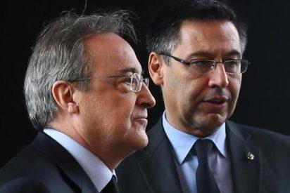 El plan de 150 millones de Florentino Pérez para sacarle los colores al Barça