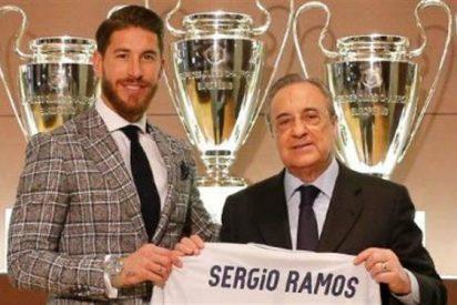 El plan de Florentino Pérez para jubilar a Sergio Ramos en el Real Madrid
