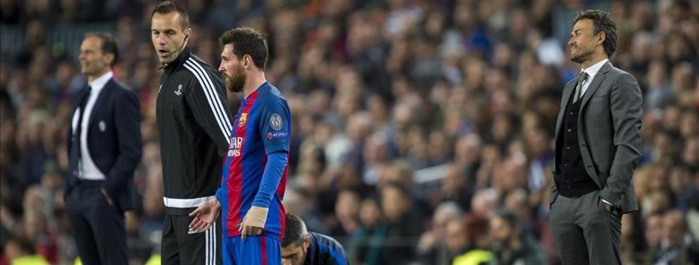 El plan de Luis Enrique para el Clásico pone en alerta a varios pesos pesados del Barça