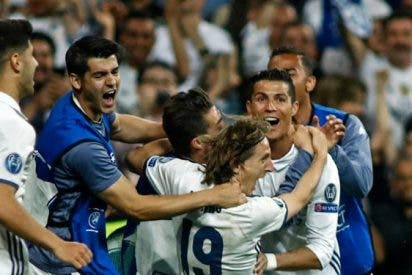 El Real Madrid se mete en semifinales de 'Champions' con triplete de Cristiano