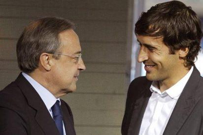 El sueldo estrella de Raúl González en el Real Madrid desata un ataque de celos