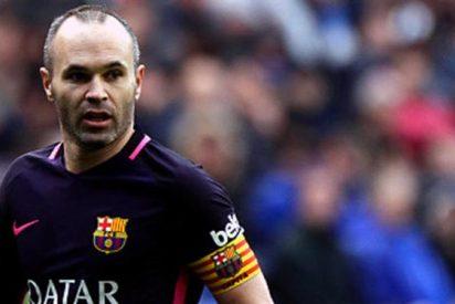 El tapado del Barça para ?cargarse? a Iniesta viene de la Premier (y no es Coutinho)