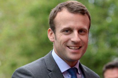 Emmanuel Macron: Las bolsas europeas celebran el resultado de las elecciones en Francia