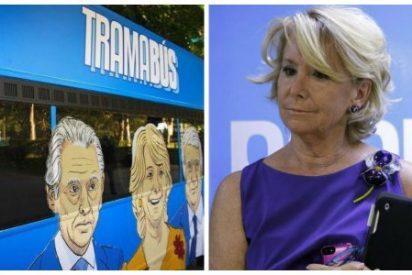 """Ofensiva del PP contra el 'odiobús': """"Madrid debe ser una ciudad libre de odio"""""""