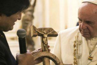 """Evo invita a los obispos bolivianos a estudiar los mensajes """"por la vida y por la humanidad"""" del Papa"""