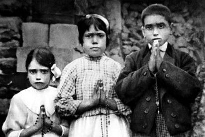 Los niños de Fátima y el Papa Francisco