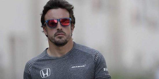 Fernando Alonso, destrozado:
