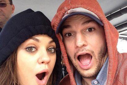 Ashton Kutcher cuenta todo sobre su divorcio con Demi Moore