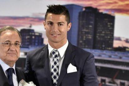 Florentino Pérez apuñala a Cristiano Ronaldo: la estrategia para ventilar al crack
