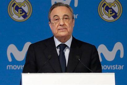 Florentino Pérez cuelga el teléfono a un club de la Bundesliga por un jugador del Madrid