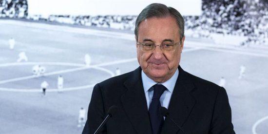 Florentino Pérez le dice al Bayern qué jugador quiere fichar para el Madrid