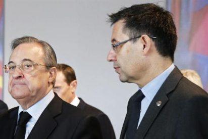 Florentino Pérez liquida a un jugador del Barça con un fichaje 'Galáctico'