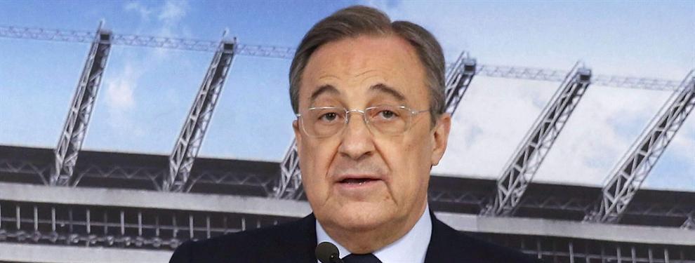 Florentino Pérez ordena un fichaje sorpresa en el Madrid para tapar un fracaso bestial
