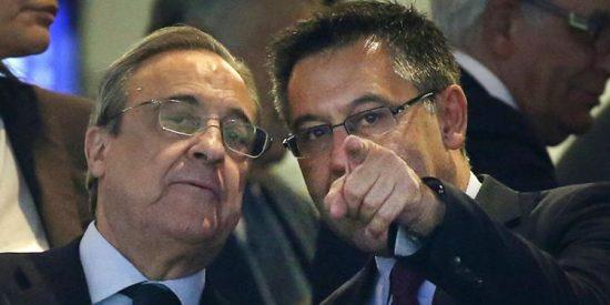 Florentino Pérez responde a la puñalada del Barça con Theo robándole un fichaje colombiano
