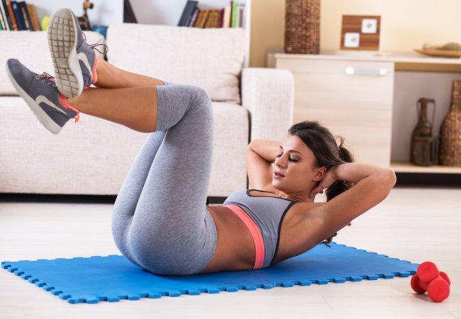 Los 10 mejores ejercicios para evitar el estreñimiento y los gases
