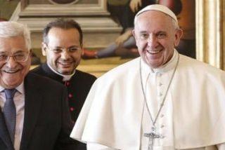 """El presidente de Palestina agradece al Papa el """"gesto valiente"""" de proseguir con el viaje a Egipto"""