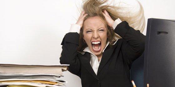 Los tres trucos para que la ansiedad no te salga por las orejas en tu trabajo