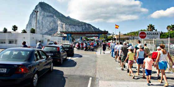 Gibraltar frente al Brexit