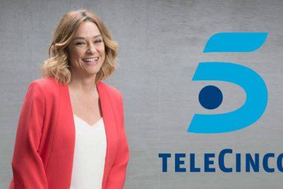 Toñi Moreno aterriza en Telecinco