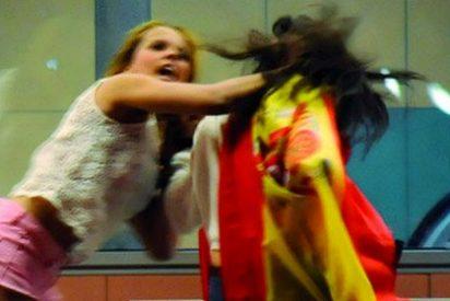Las fotografías que muestran la cara feroz de la 'dulce' Gloria Camila