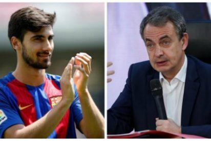 """Sostres se cachondea del Barça: """"La entrada de Gomes fue como si Rajoy fichase a ZP para salir de la crisis"""""""
