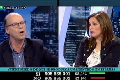 "'Garrotazo' de Jaime González a Martu: ""No pongas cara rara, las dictaduras que quedan son de izquierdas"""