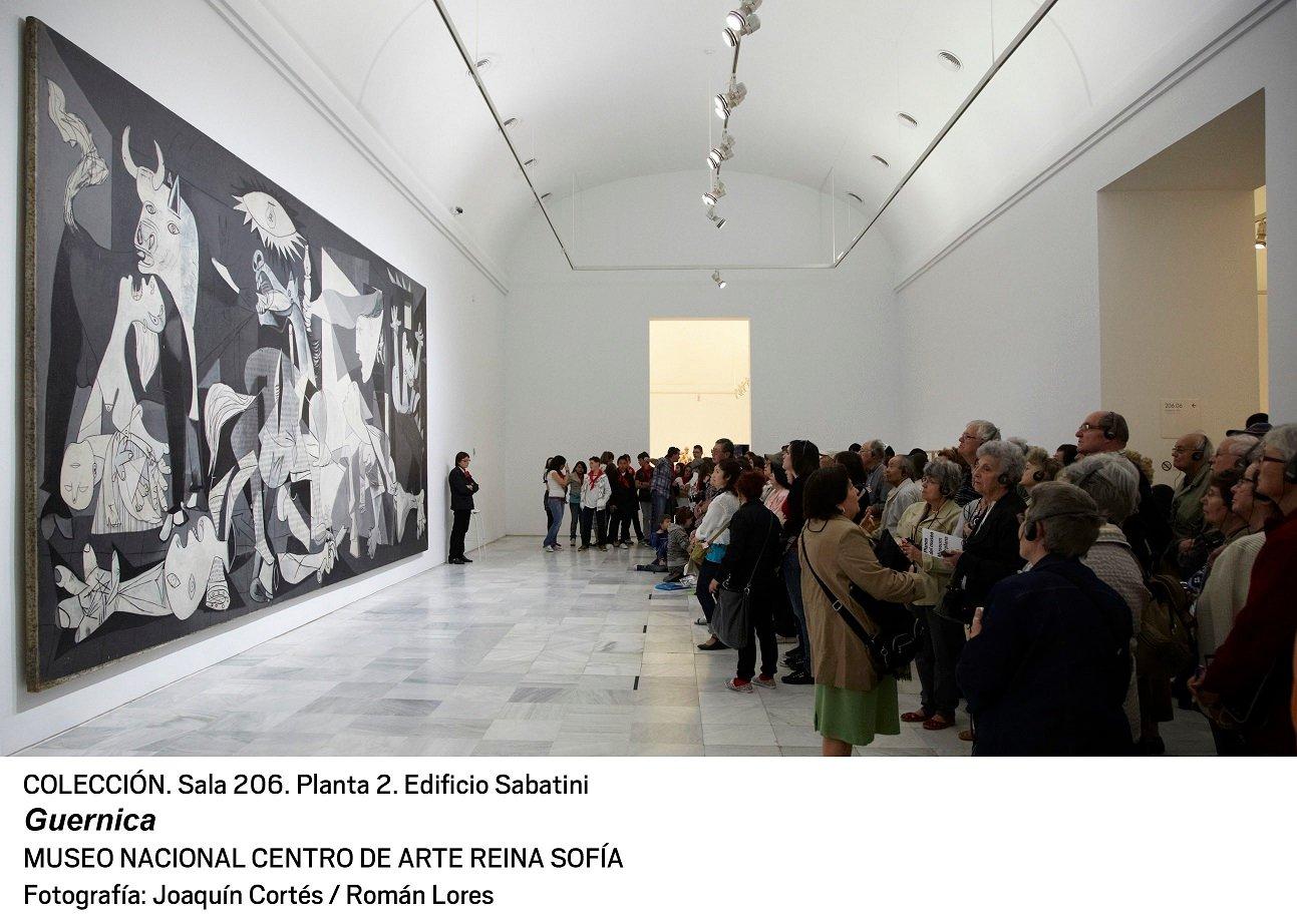El Guernica de Picasso cumple 80 años