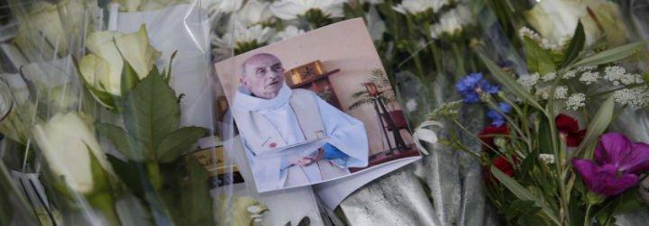 La diócesis de Ruán abre la causa de beatificación del sacerdote degollado mientras celebraba misa