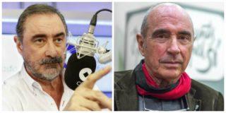 """Carlos Herrera le mete un estacazo a Lluís Llach: """"Este fascistoide ha superado al imbécil de Santiago Vidal"""""""
