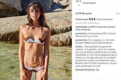La foto de la hija de Mariló Montero y Carlos Herrera que ha incendiado las redes sociales por su delgadez