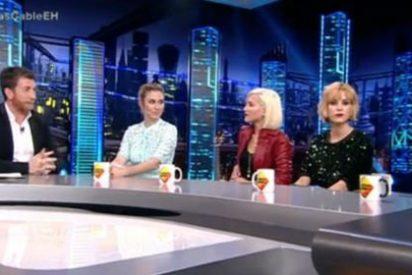 ¿Fue machista Pablo Motos en su entrevista a las 'Chicas del cable'?