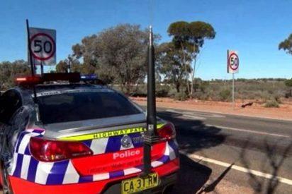 Un niño de 12 años recorre 1.300 km en Australia al volante de un coche