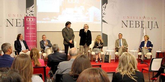 Grandes interioristas en la presentación del Grado en Diseño de Interiores de Nebrija e IADE