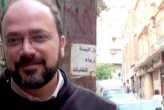 """Padre Ibrahim, sacerdote en Alepo: """"El hombre en Siria está muerto, herido, destruido"""""""