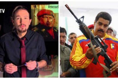 """Alfonso Rojo: """"No es preocupante el golpe de Maduro sino que la chusma de Podemos apoye a ese facineroso"""""""