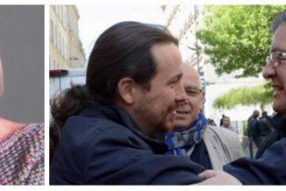 """Beatriz Becerra (ALDE): """"Mélenchon lleva meses cobrando sin ir a trabajar a Bruselas"""""""