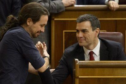 """Tertsch deja retratado a Sánchez: """"Sabía antes que otros que Iglesias iba a elevar de tono sus gamberradas con una para ayudarle a él a ganar votos"""""""